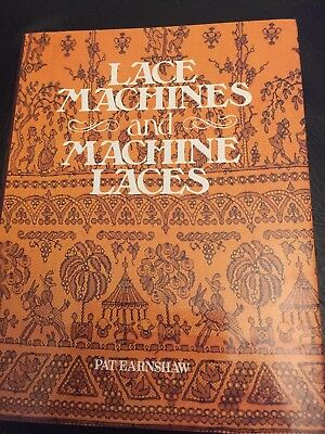 Lace Machines And Machine Laces  Lace Book