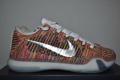 new products 9e437 27820 Nike Kobe 10 Multi Colour ID UK8.5 US9.5 EU43 NikeID X Mamba