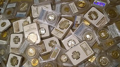 ****New Collector SPECIAL**** Huge Variety Lot of US Coins - L@@@@K - SILVER
