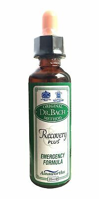Dr.Bach Recovery Plus 20ml - Notfall