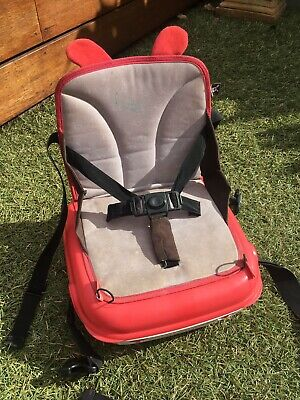 YummiGo Booster Seat with Storage. BenBat. Good Used cond - Pick Up Fairfield