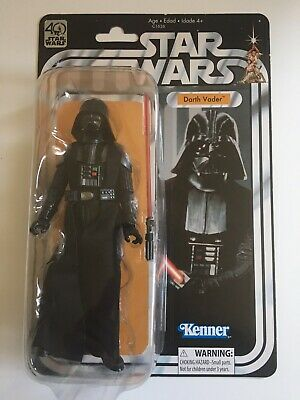 Star Wars Hasbro Kenner Black Series 40th Darth Vader 6 Inch Figure Complete