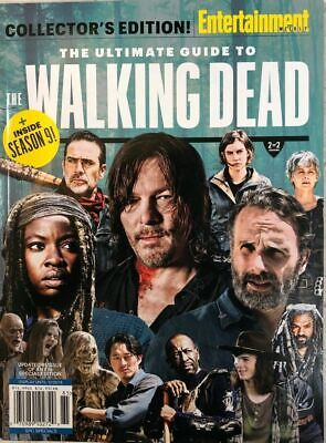 Entertainment Weekly COLLECTOR'S EDITION Ultimate Guide The Walking Dead Cover 2