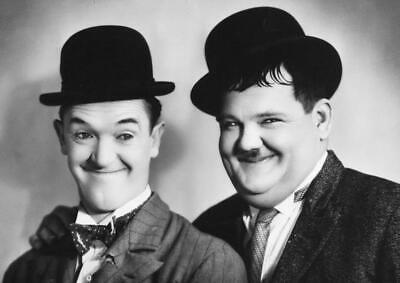 Laurel And Hardy Piano Break Iconic Canvas Print Wall Art A1 Size 05631