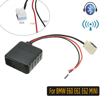 CAR BLUETOOTH ADAPTER AUX Audio Radio Stereo Receiver for