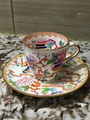 Minton Chinese Tree (Smooth) Cup&Saucer 2064