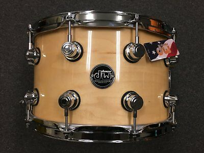 DW Performance Series 8x14 Snare Drum in Natural Gloss
