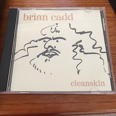Brian Cadd - Cleanskin - RARE - AUTOGRAPHED & SIGNED -  LIKE NEW
