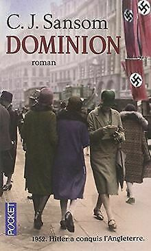 Dominion by SANSOM, C.J.   Book   condition acceptable