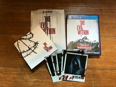 The Evil Within PS4 Playstation 4 - Special Edition