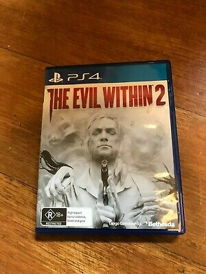 The Evil Within 2 PS4 Playstation 4
