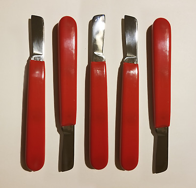"""LOT OF 5 Proto Lineman's Knife 18550 Cable Splicer 6""""—MADE IN USA"""