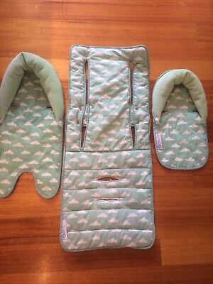 Pram Liner And Newborn And Infant Head Support-Keep Me Cosy Brand