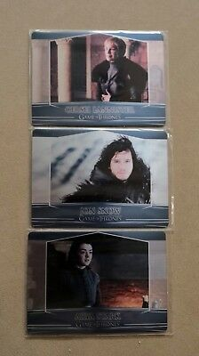 Game Of Thrones Season 7 - Case Topper Valyrian Steel Silver Set 2A,5A,7A