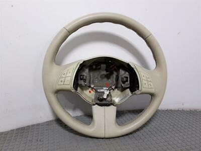 2009 Fiat 500 2008 To 2015 Lounge Steering Wheel With Radio Controls
