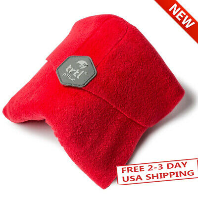 trtl Scientifically Proven Super Soft Neck Support Travel Pillow – Machine Washa