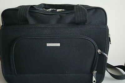 Black Lanza Travel Bag