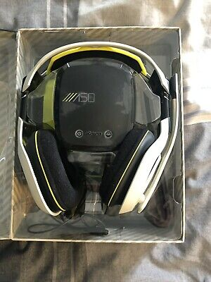 astro a50 Wireless Headset xbox one Edition Excellent Condition Used Gaming