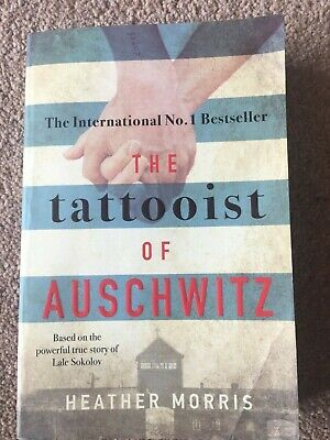The Tattooist of Auschwitz Paperback The heart-breaking and unforgettable story