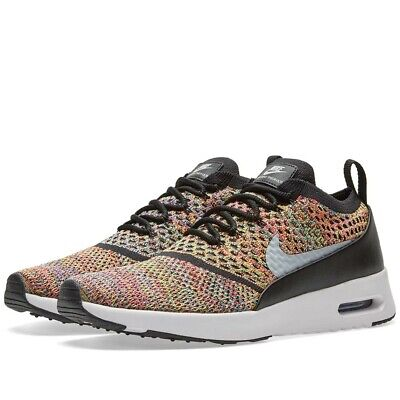 separation shoes 50509 0989d UK 7.5 Women s Nike Air Max Thea Ultra Flyknit Trainers EUR 42 US 10 881175-