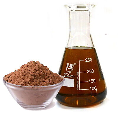 Instant Sunshine™ Food Grade Brown Iron Oxide - E172 water soluble dye