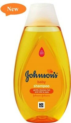 "Johnson's Baby Shampoo 200 ml ""no more tears"""