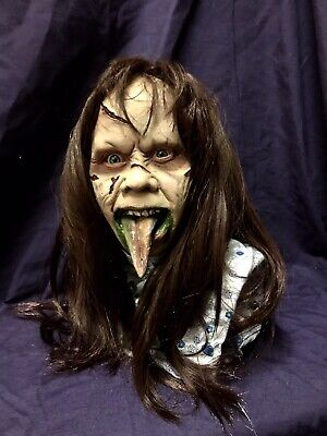 The Exorcist Bust Prop  custom, 1/1 Scale,  No Sideshow, Hot Toys, XM