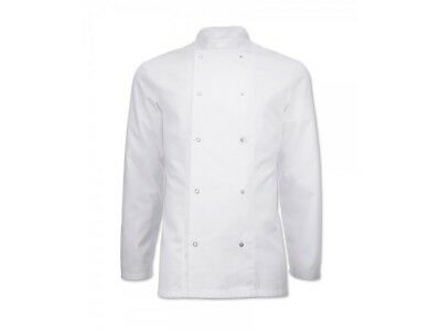 Chef Jackets - NU167/NU168 Alexandra Chef Whites Short & Long Sleeves CLEARANCE