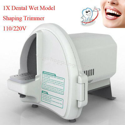 Best Dental Lab Wet Model Shaping Trimmer Abrasive Silicon Disc Wheel Fastship