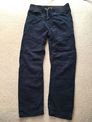 Boys 6 Years Tu Chino Trousers Navy S/Nq