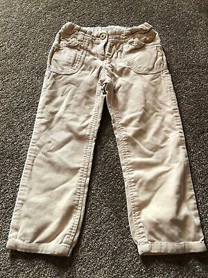 Girls 3 Years Beige Trousers John Lewis S/N218