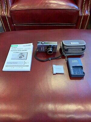 Canon PowerShot Digital ELPH SD1100 IS / Digital IXUS 80 IS 8.0MP Digital...