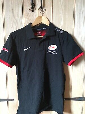 Saracens Signed Rugby Shirt/Top