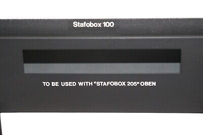 """Rare Durst Stafo Box 100 for CLS1840 CLS2000 10""""X10""""Enlarger Light Mixing Box"""