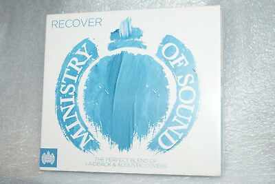MINISTRY OF SOUND **  RECOVER ** x2 CD ALBUM **  BRAND NEW & SEALED