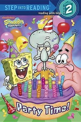 Party Time! (SpongeBob SquarePants) (Step into Reading) by Random House