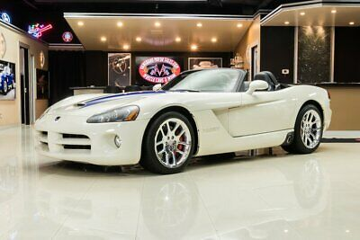 2005 Dodge Viper SRT10 Commemorative Edition #17 of 100 Commemorative Edition! Only 1,370 Actual Miles, 1 Owner, Documented!
