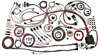 68-69 Chevelle Malibu SS American Autowire Classic Update Wiring Harness 510158