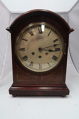 Antique Quarter Chime Bracket Clock. Gustav Becker. Circa 1900.