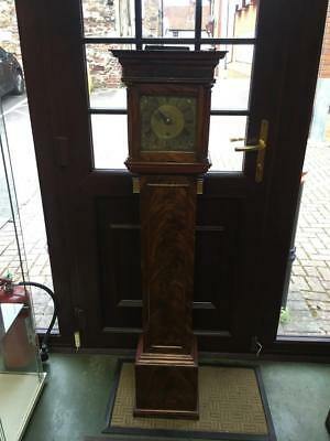 1930'S 1/4 Chime Grandmother Clock
