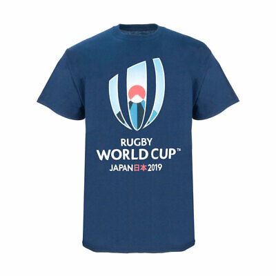 Rugby World Cup 2019 Large Logo T-Shirt