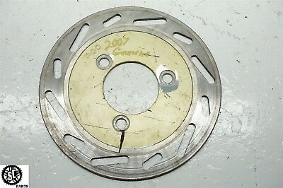 2007 Genuine Buddy Scooter Front Brake Rotor Disc
