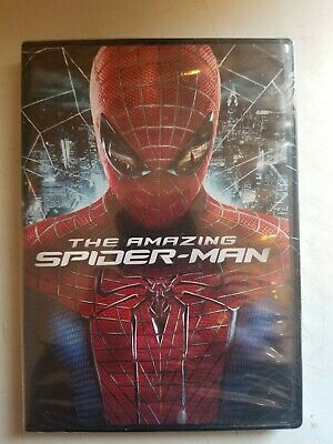The Amazing Spiderman DVD Brand New