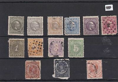 Early Netherlands Mounted Mint And  Used  Stamps   R 2201