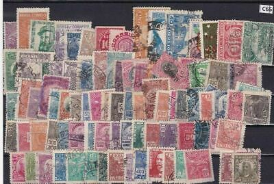 Brasil Mounted Mint And Used Stamps Ref R561