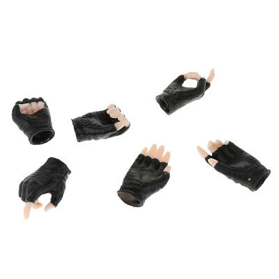 5 Pairs 1//6 Female Hand Types Models Nail Polish F Pink12/'/' PHICEN Action Figure