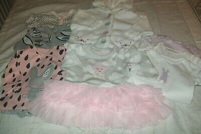 Baby girl clothes from Next size 0-3m -combined postage available