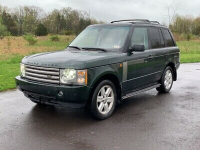 2004 Range Rover HSE GREAT LOOKING & RUNNING RANGE ROVER*SERVICE RECORDS*PRICED TO SELL $6995!
