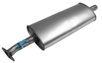 Exhaust Muffler Assembly-Quiet-Flow SS Muffler Assembly Walker 53390
