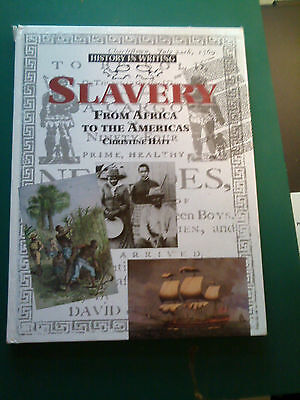 Slavery and the Slave Trade by Richard Spilsbury (Hardback, 2009)